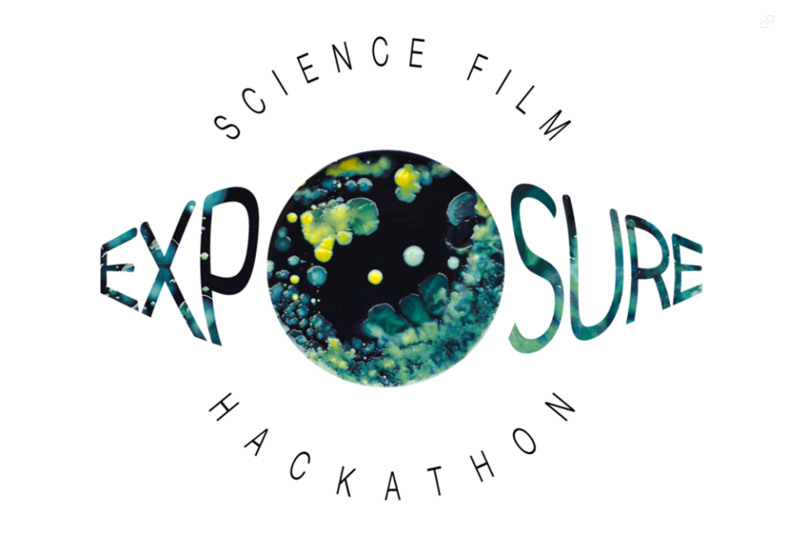9am at Exposure, The Science Film Hackathon